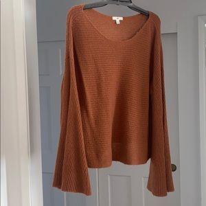 B.P. Bell Sleeve Sweater